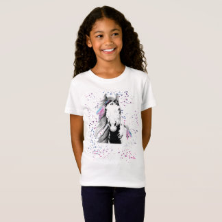 Wild, Free, and Colorful Youth T Shirt