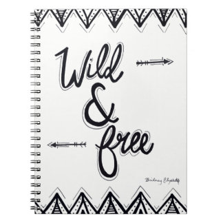 Wild & Free Notebooks