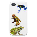 Wild Frogs iPhone 4 Case