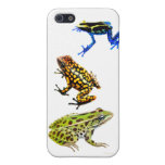 Wild Frogs iPhone 5 Case