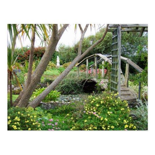 Wild Garden, Clare, Ireland PostCards