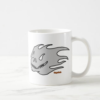 Wild Ghost Basic White Mug