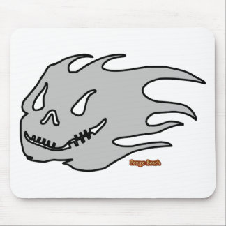Wild Ghost Mouse Pad