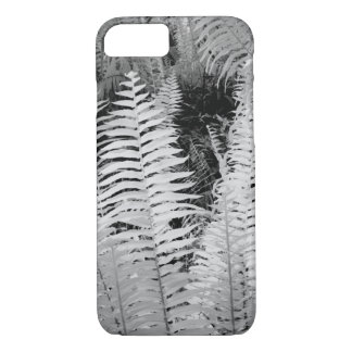 Wild giant leather fern, Florida, USA. iPhone 8/7 Case