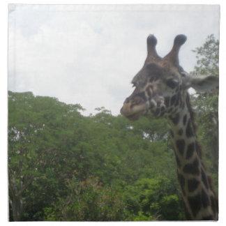 Wild Giraffe Products Napkin