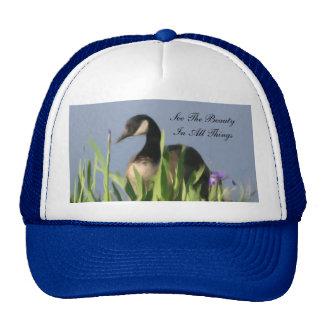 Wild Goose Beauty Inspirational Hat