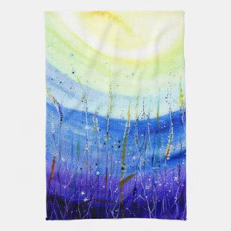 Wild Grass Kitchen Towel