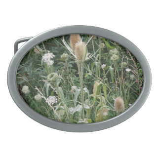 Wild Grasses Belt Buckle