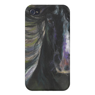 Wild Gypsy Horse IPhone4 Case iPhone 4/4S Cover