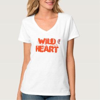 Wild Heart T Shirt