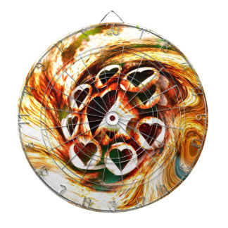 Wild Hearts Dart Boards