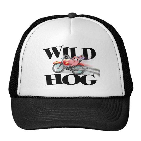 Wild Hog Cap