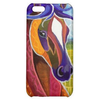 Wild Horse Case Savvy iPhone 5 Glossy Finish iPhone 5C Cover