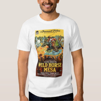 Wild Horse Mesa 1925 film Jack Holt Billie Dove T Shirt