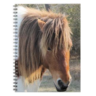 wild horse notebook