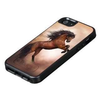 Wild Horse OtterBox iPhone SE Case