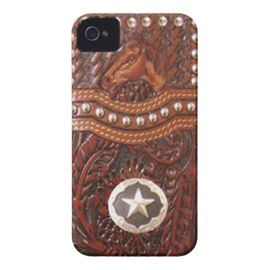 Wild Horse Western IPhone 4 Case