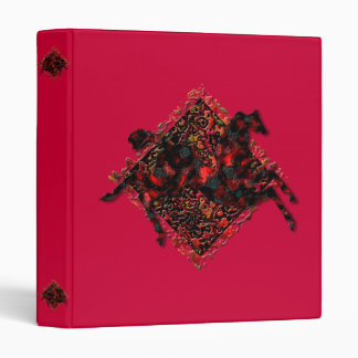 Wild Horses #21 Ruby and Ashes Vinyl Binders