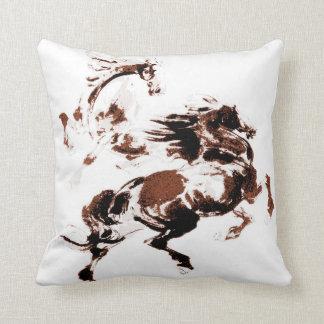 Wild Horses American MoJo Pillow