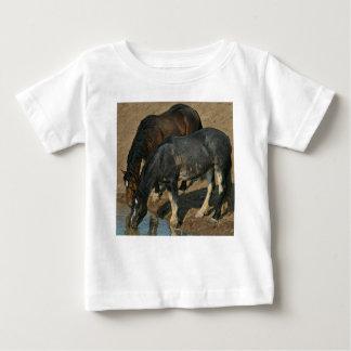 Wild Horses Baby T-Shirt