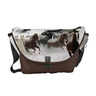 wild horses bag messenger bags