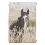 Wild horses in South Dakota iPad Mini Cover