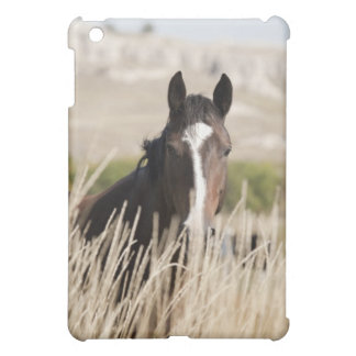 Wild horses in South Dakota iPad Mini Cover
