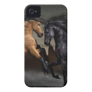 Wild Horses iPhone 4 Case-Mate Cases