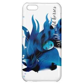 Wild Horses iPhone 5C Glossy Finish Case iPhone 5C Covers