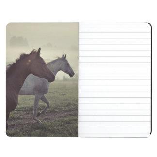 Wild horses journal