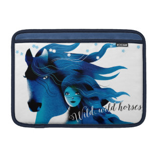 Wild Horses Macbook Air Sleeve