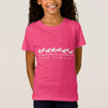 Wild horses running Born Cowgirl T Shirts