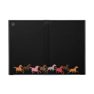 Wild horses running cover for iPad mini