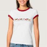 Wild horses running shirt
