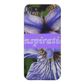 Wild Iris alaska wildflower i phone 4 speckcase iPhone 5 Covers