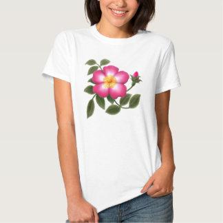 Wild Irish Rose Baby Doll Shirt