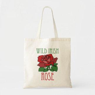 Wild irish Rose Tote Bag