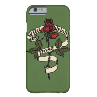 Wild Irish Rose Barely There iPhone 6 Case