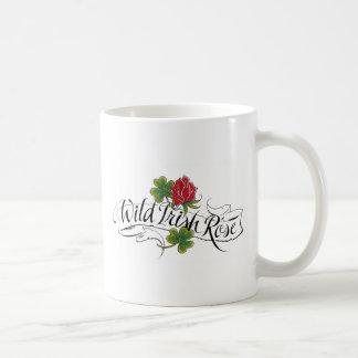 Wild Irish Rose Basic White Mug