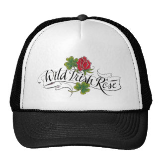 Wild Irish Rose Cap