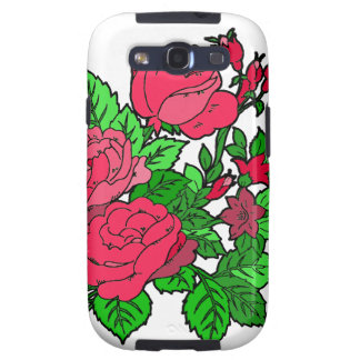 Wild Irish Rose Galaxy S3 Covers