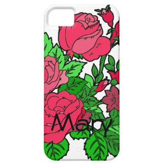 Wild Irish Rose iPhone 5 Case