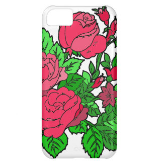 Wild Irish Rose Cover For iPhone 5C