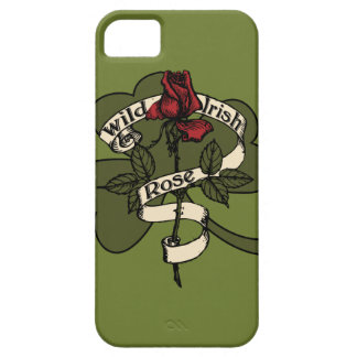 Wild Irish Rose iPhone 5 Cases
