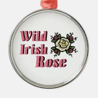 Wild irish Rose Christmas Ornaments