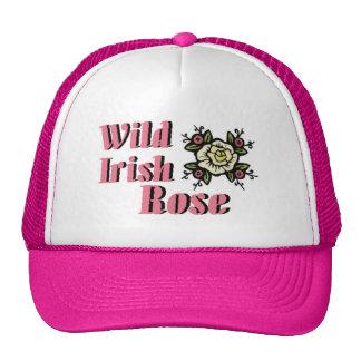 Wild Irish Rose Mesh Hats