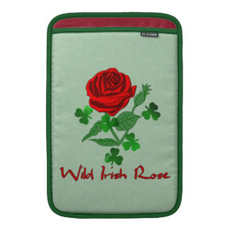 Wild Irish Rose Sleeve For MacBook Air