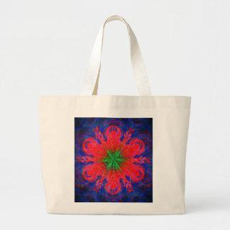Wild Irish Rose Jumbo Tote Bag