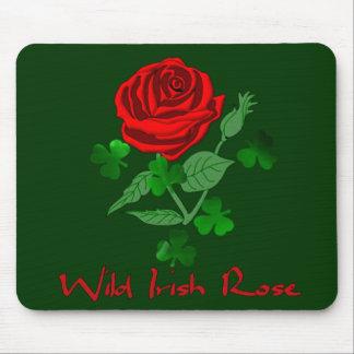 Wild Irish Rose Mouse Mat