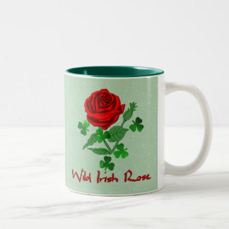 Wild Irish Rose Coffee Mug